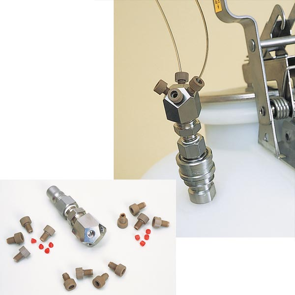 Stainless Steel Manifold & Accessories