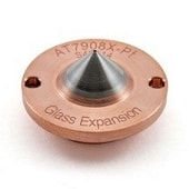 Platinum Skimmer Cone with Copper Base for Agilent 7900 with x lens